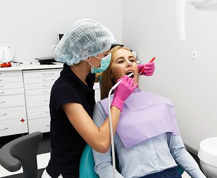 Atendimento dentário básico